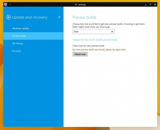 Microsoft's Windows Insider Program Lets Users Decide How Often To Update Features