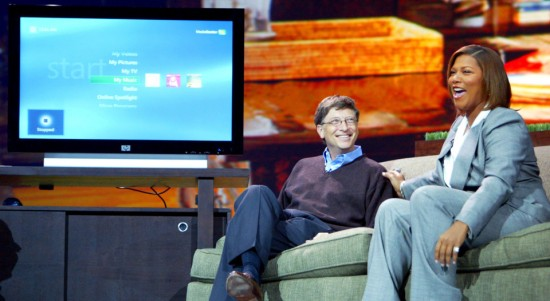 Microsoft Rolls Out Windows Media Center During 2004 Press Conference