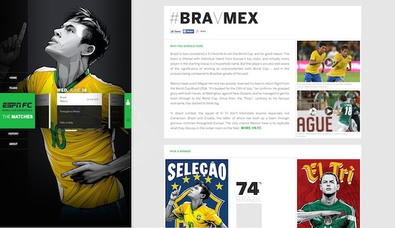 Microsoft Shows Off World Cup Essentials Site For World Cup Followers