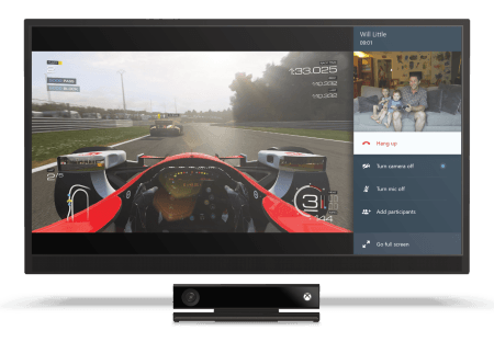 Microsoft Updates Skype For The Xbox One