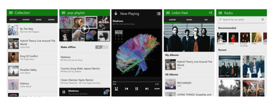 Microsoft Updates Xbox Music App For Android Users