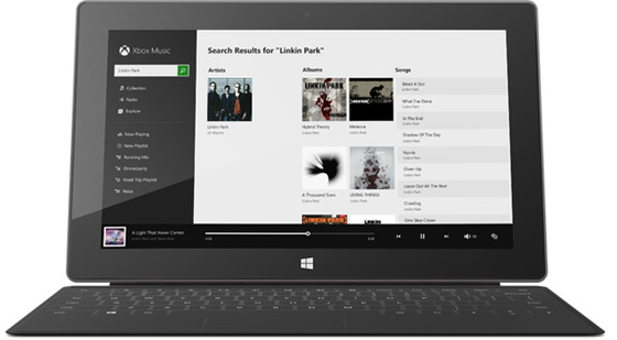 Microsoft's Xbox Music Loves Free Tag In December
