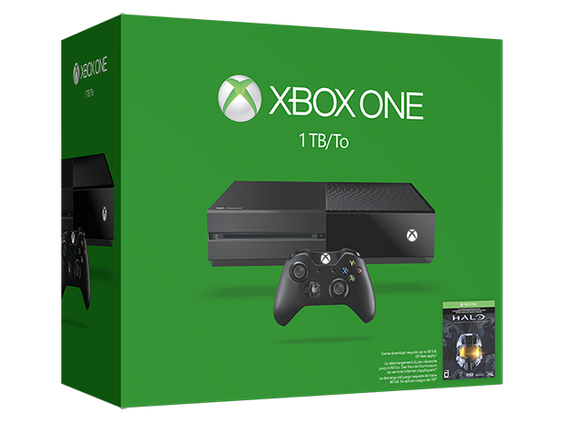 Microsoft Unveils Xbox One 1TB Console On Tuesday