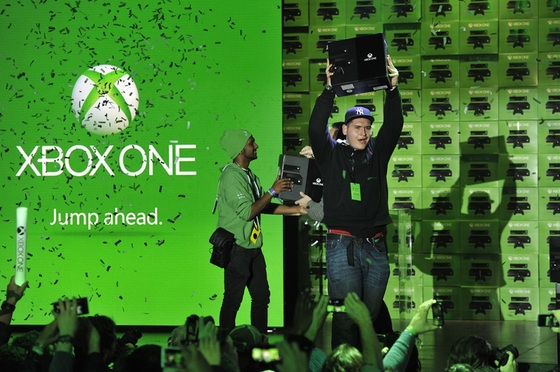 Microsoft Announces 3 Million Xbox One Sales