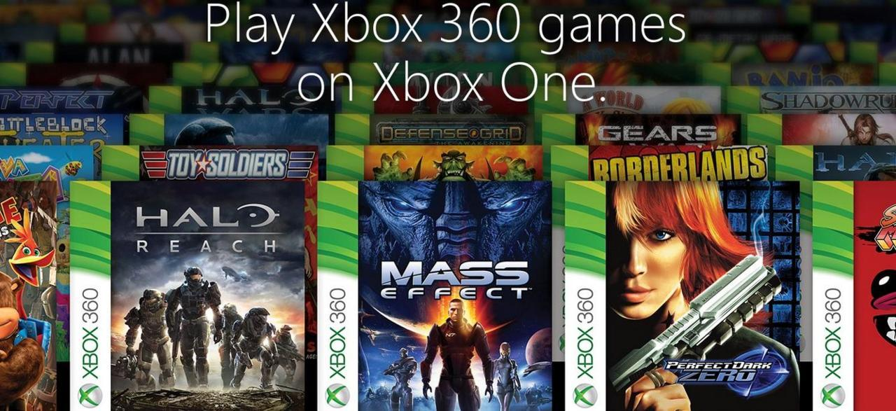 Microsoft Gives Xbox One Users Backwards Compatibility With Xbox 360 Titles