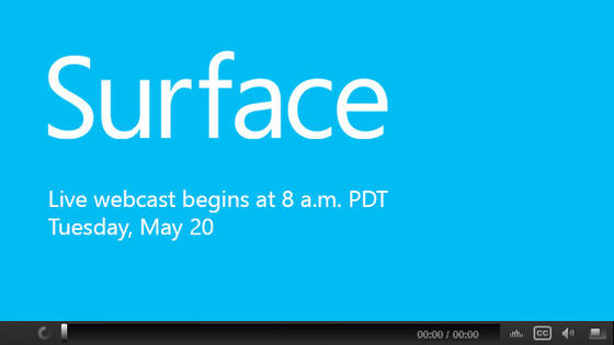 Tuesday's Microsoft Surface Mini and Surface Pro 3 Possibly Announced On Tuesday
