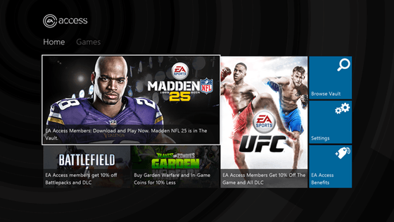 Microsoft's Xbox One Gets Premiere Game Subscription Service From EA