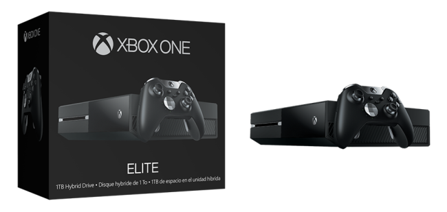 Microsoft Unveils The Xbox One Elite Bundle