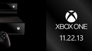 Xbox One Set For November 22, 2013
