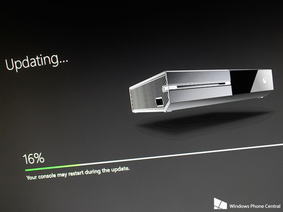 Microsoft Talks Up October Xbox One Updates