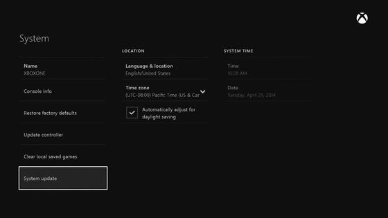 Microsoft Gives Users The Xbox One September Update Early