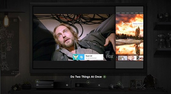 Microsoft Releases New Video Of Xbox One Dashboard and Multitasking
