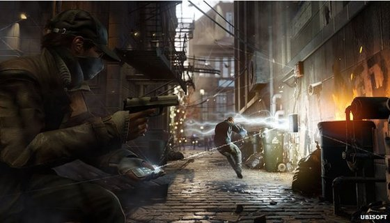 Microsoft Highlights Watch Dogs For Xbox One Launch For Tuesday