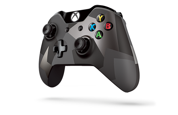 Microsoft Updates Wireless Controller For Xbox One
