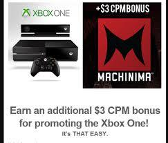 Xbox One Promo Gave Gamers More Money To Post Their Videos