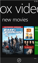 Xbox Video App Released For Windows Phone 8