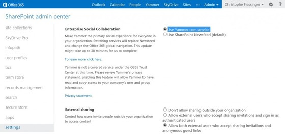 Office 365 And Yammer Gain Easy Login Tools From Microsoft