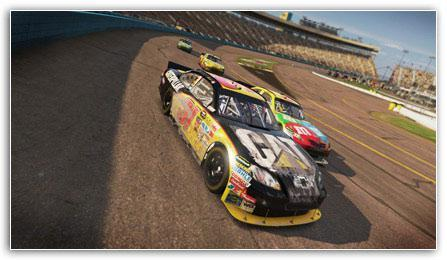 NASCAR The Game 2011 Debut Trailer & Pictures
