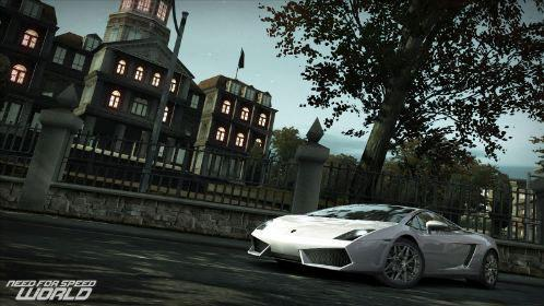 Need for Speed World Online: Screenshots