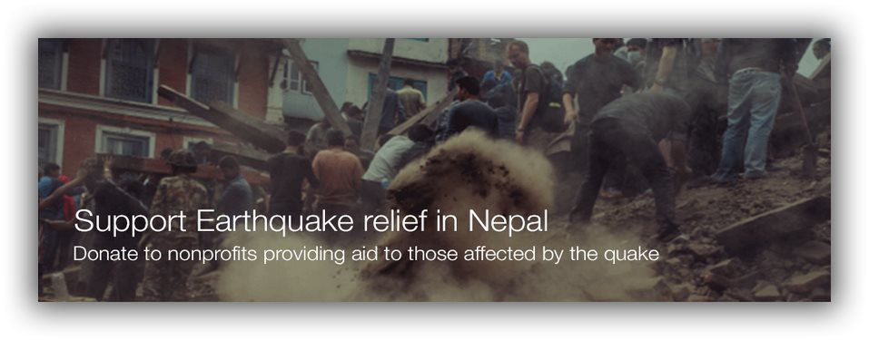 Donating To Nepal: Where Should I Donate? Microsoft: Free Skype Calls In/Out Of Nepal