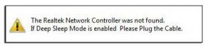 Realtek Network Controller Was Not Found: Why Dancing Sometimes Helps To Fix PC Problems