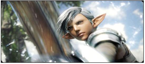 New Final Fantasy 14 Pictures