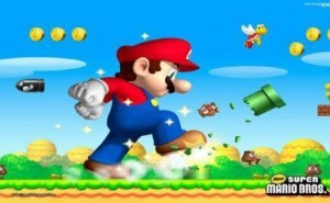 New Super Mario Brothers outsells Call of Duty?