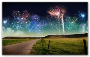 Windows 7 Theme With New Year Wallpaper 2011