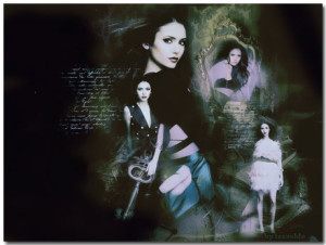 Nina Dobrev Wallpaper Theme With 10 Backgrounds