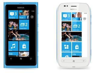 Nokia Finally Launches Windows Phone 7 Smartphones: Lumia