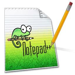 How to open the notepad editor for beginners