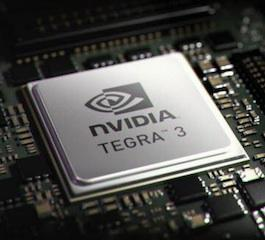 CES2012: NVIDIA Tegra 3 Windows 8 Tablet With 5th CPU Core
