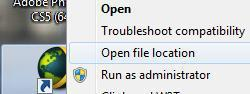 "Customizing Your Context Menu: Add or Remove ""Open File Location"" and ""Open Folder Location"""