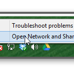 open network and sharing center on windows81 png