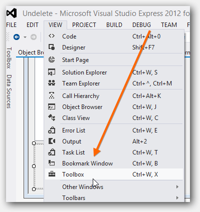 How To Add Pictures To Your .NET App Using Visual Studio Express 2012 For Windows Desktop