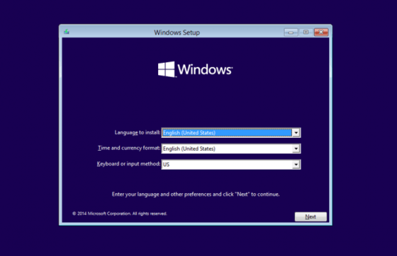 Microsoft's Windows 10 Install Is Much Like Other Windows Installations For Many