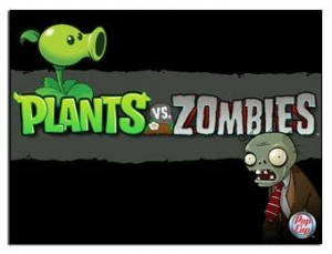 Plants vs. Zombies Windows 7 Theme