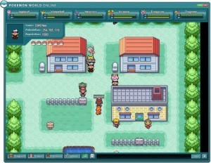 Pokemon MMO on the Horizon?