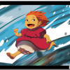 Ponyo Theme With 10 Backgrounds