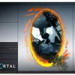 portal 2 windows 7 theme jpg