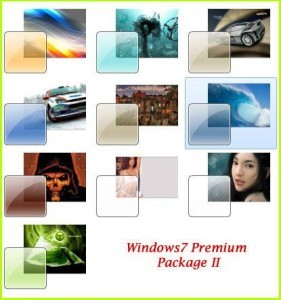 Windows 7 Premium Themes Package 2