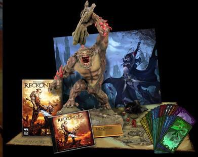 Kingdoms of Amalur Collector's Edition Content + Preorder