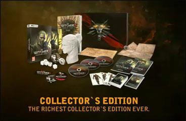 Preorder The Witcher 2: Collector's Edition (Trailer + Content)
