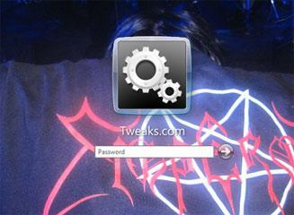 How to change the Windows 7 logon screen