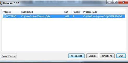 How to delete a folder that will not delete in Windows 7