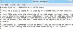 """How to edit hosts file in Windows 8 / """"access denied"""" error"""
