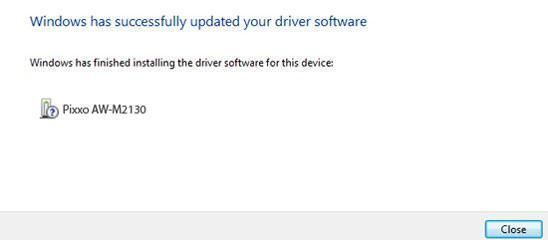 How to install Windows 7 drivers manually