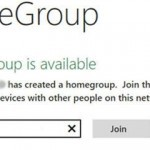 preview how to join a homegroup in Windows 8 jpg