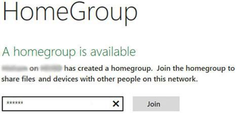Getting Started: How to join a homegroup in Windows 8
