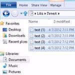 Windows 8 Trick: Rename Multiple Files At Once Using F2, Plus Batch Tools